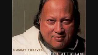 Aap Baithe Hain Balin Peh Meri   Nusrat Fateh Ali Khan