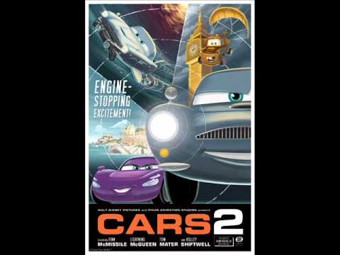 Cars 2 - 06. Turbo Transmission