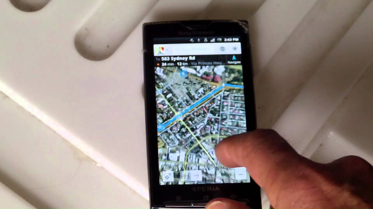 Google Map Camera Live View YouTube - Google map live view