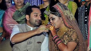 Nazriya Nazim Fahad Fazil Marriage Full Gallery