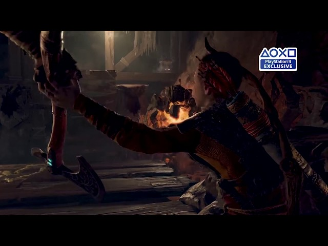 God of War - Trailer PGW 2017