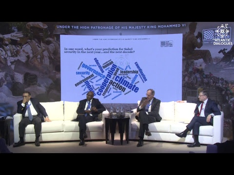 Plenary VIII: Security in the Sahel and Transatlantic Implications
