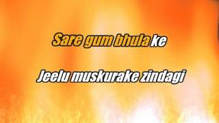 Soniyo O Soniyo - Raaz 2 - Sonu Nigam & Shreya Ghosal - Karaoke video song with lyrics