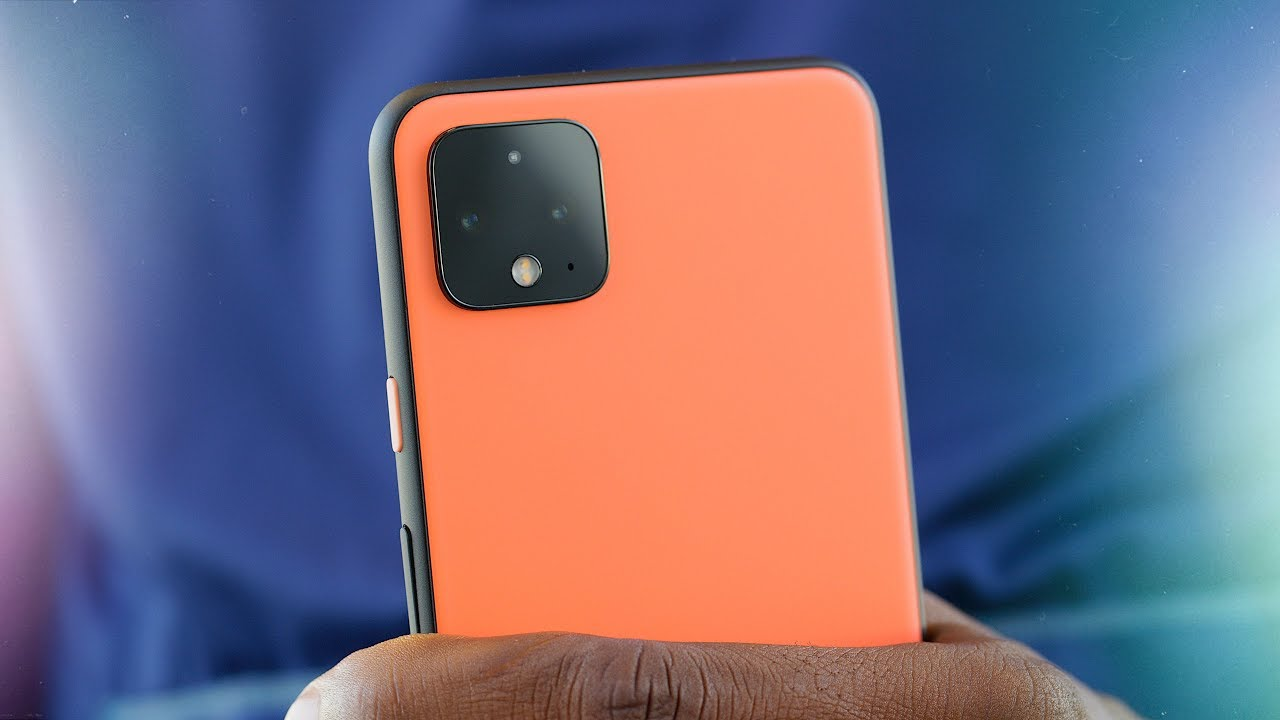 Pixel 4 Impressions: Google and Gaps!