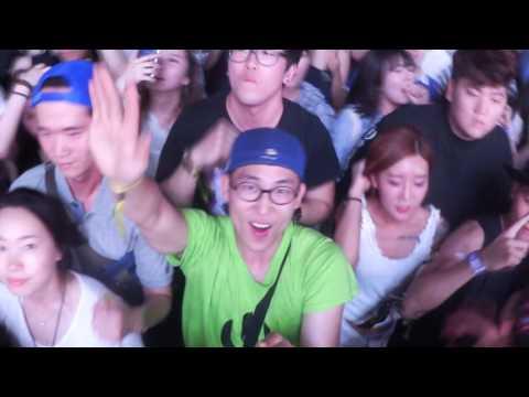 afrojack @ultra music festival korea 2016