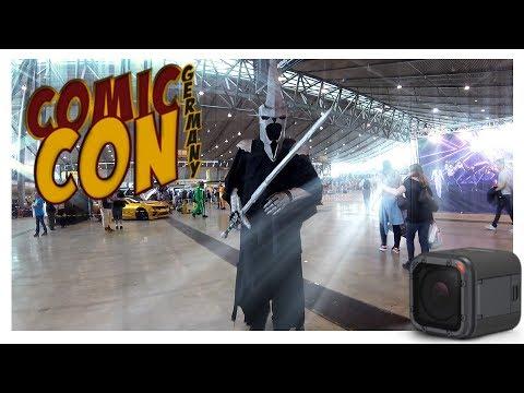 Stuttgart Comic Con 2017  über 80 Cosplayer + Deadpool Dance :D