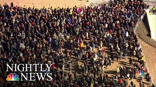 Virginia Pro-Gun Rally Draws Thousands Of Protesters | NBC Nightly News
