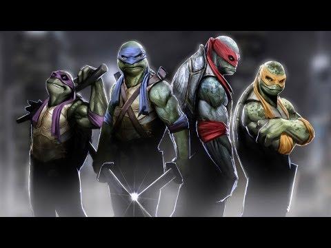 Черепашки ниндзя полное прохождение на денди, NES: Teenage Mutant Ninja Turtles [005]