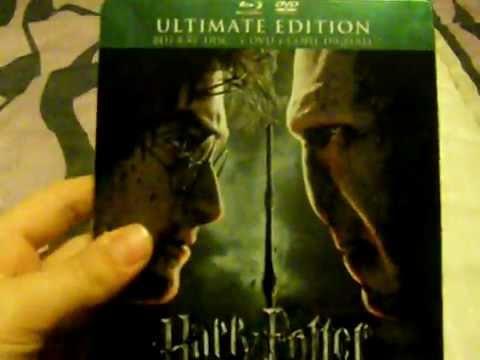 Ultimate Edition Harry Potter et les reliques de la mort 2ème partie. streaming vf