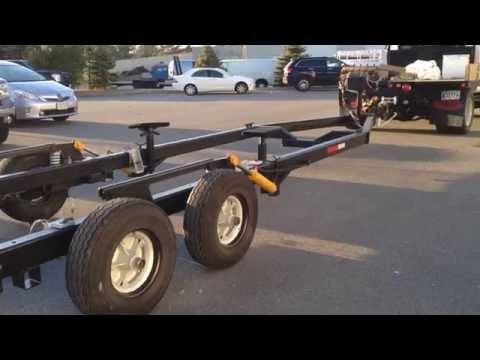 Hydraulic Boat Trailer For Sale