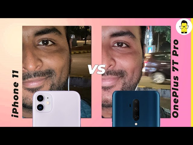 iPhone 11 vs OnePlus 7T Pro camera comparison: most fun we've had comparing pictures