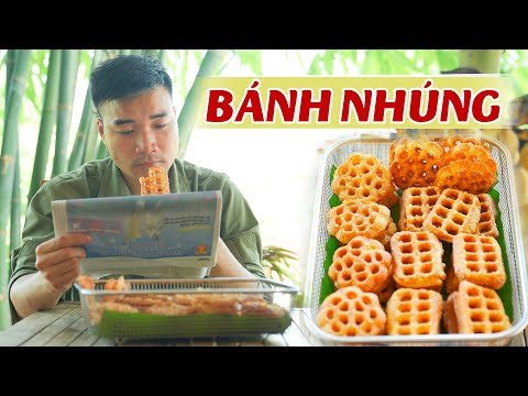 Download Anh Nông Dân Làm Món Bánh Nhúng Giòn Tan | Dipped Cake