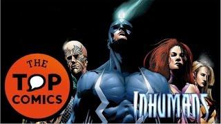 Todo acerca de los Inhumanos #Inhumans