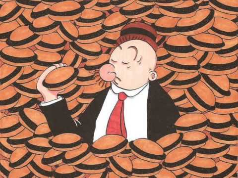 Ode To A Hamburger By J Wellington Wimpy Youtube