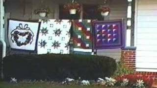 AMISH QUILTS -Clip from Feature Documentry