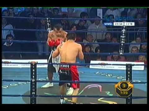 Cristian CORIA vs Jorge FREDES - Full Fight - Pelea Completa