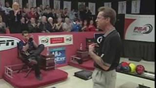 2001 Pete Weber vs Michael Haugen Jr. Part 2