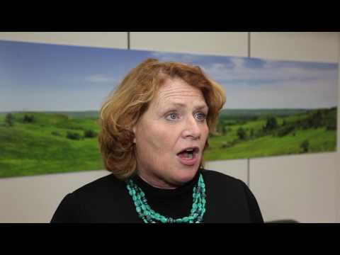 US Senator Heidi Heitkamp on DAPL permit