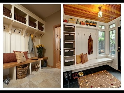 DIY Mud Room Bench and Lockers Part 2 On a Budget