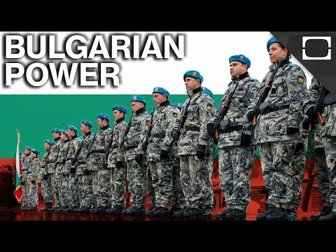 How Powerful Is Bulgaria?