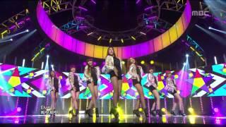 AOA - Elvis, 에이오에이 - 엘비스, Music Core 20120825