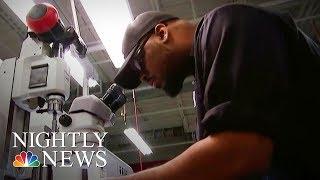 Job Market Skills Gap Leaving Millions Of U.S. Jobs Unfilled   NBC Nightly News