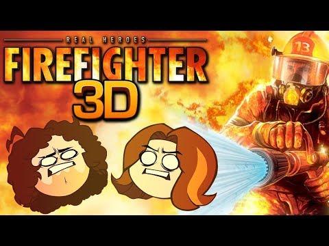 Firefighter 3D - Game Grumps