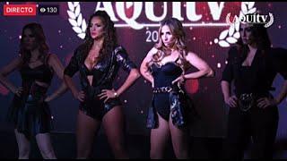 Bellepop Feat. Roser & Mara Barros - We Represent - IV Premios Aquí Tv