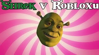 Horrorový Shrek?! :D   Horror Elevator   Roblox