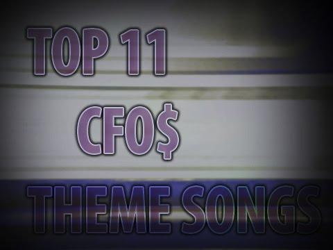 WWE Top 11 CFO$ Theme Songs