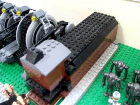 Lego star wars droid base old youtube - Lego star wars base droide ...