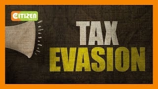 Tax evation suspects