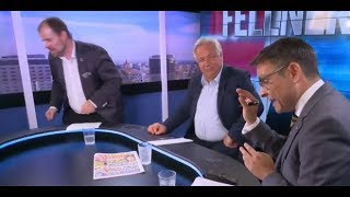 Fellner! LIVE: Mega-Eklat bei Fußi vs. Grosz