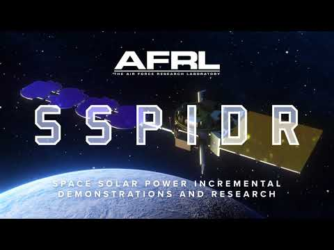 Space Solar Power Incremental Demonstrations and Research Project (SSPIDR)