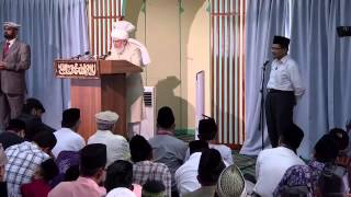 Проповедь Хазрата Мирзы Масрура Ахмада (27-09-2013)