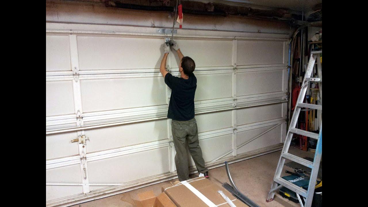 Colorado Springs New Garage Door Installation - Amarr ... on New Garage Door Springs  id=21938