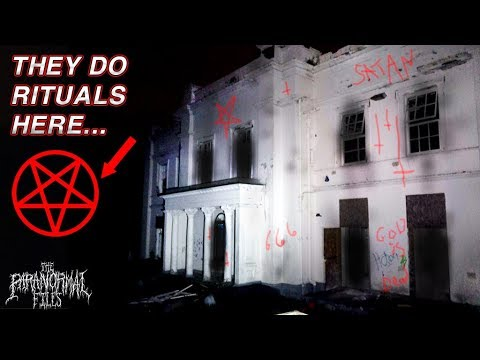 SATAN'S ORPHANAGE: An EVIL Haunting In Liverpool | THE PARANORMAL FILES