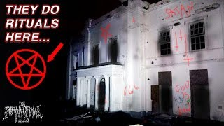 SATAN'S ORPHANAGE: An EVIL Haunting In Liverpool   THE PARANORMAL FILES