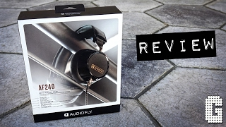 AUDIO BLISS! : Audiofly AF240 Headphone REVIEW