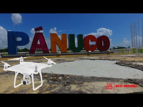 Crecimiento del rio Panuco 2017
