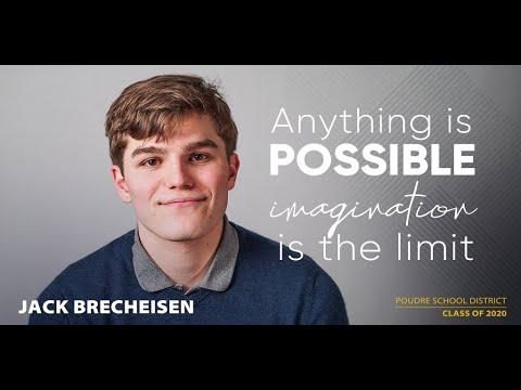Grads at a Glance: Jack Brecheisen Fort Collins High School