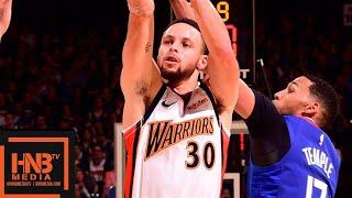 Golden State Warriors vs LA Clippers Full Game Highlights | April 7, 2018-19 NBA Season