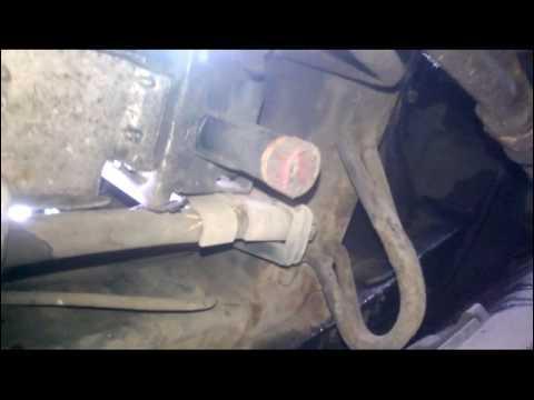 Слив системы охлаждения  Mercedes benz 124  климат.бел