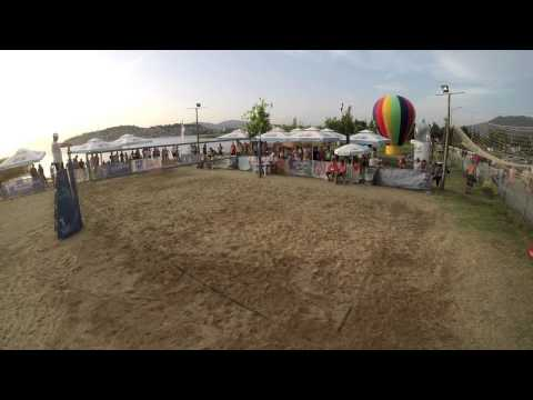 Beach Volleyball Ohrid 2015 Men's Final