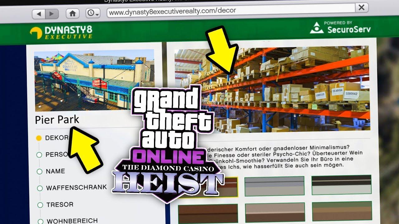 Online Spielhalle