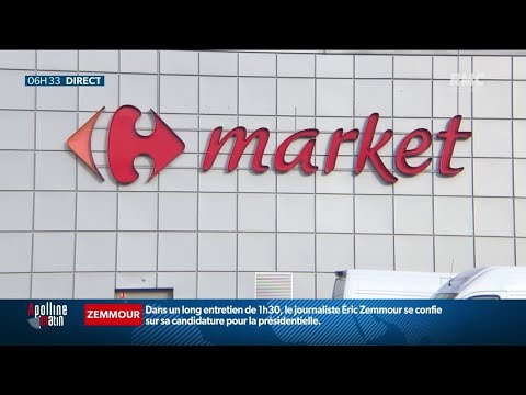 Download À la frontière suisse, Carrefour porte plainte pour injures racistes contre une caissière