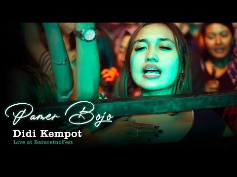 VIDEO TERBARU DIDI KEMPOT - PAMER BOJO feat AYUB PAPUA | LIVE di BATURETNO FEST 2019 YOGYAKARTA