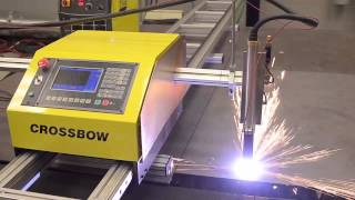 Crossbow Portable CNC Plasma Cutting Machine (English)