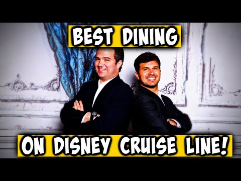 Best Food on The Disney Cruise Line! + Remy Review - We Were Wowed! Disney Cruise VLOG Day 2