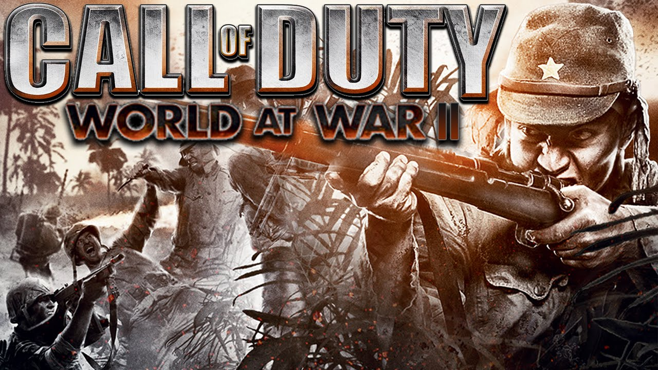Call of Duty: World at War 2!? Treyarch Facebook Teaser for CoD WaW 2? - YouTube